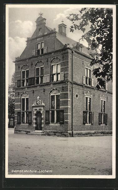 AK Lochem, Gemeentehuis