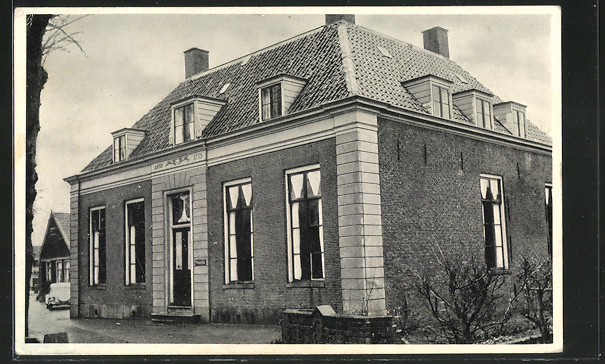 AK Broek in Waterland, Het Broeker Huis