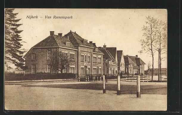 AK Nijkerk, Van Reenenspark