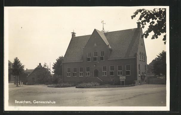AK Beusichem, Gemeenthuis