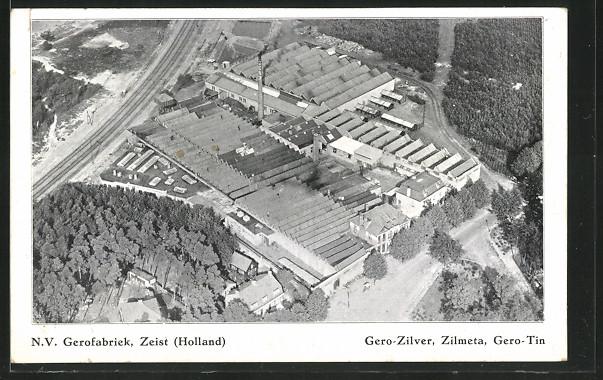 AK Zeist, N.V. Gerofabriek