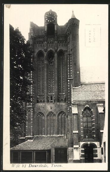 AK Wijk, Toren