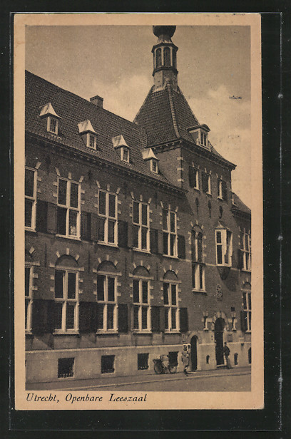 AK Utrecht, Openbare Leeszaal