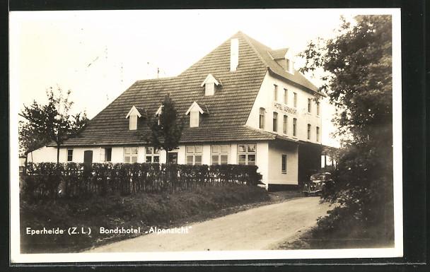 AK Eperheide, Bondshotel