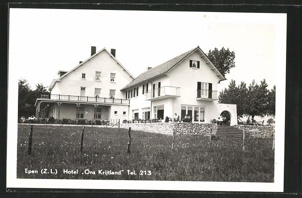 AK Epen, Hotel