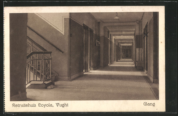 AK Vught, Retraitehuis Loyola, Gang