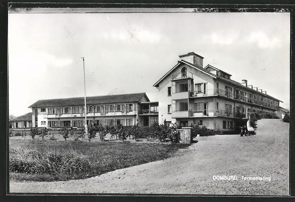 AK Domburg, Termanteling