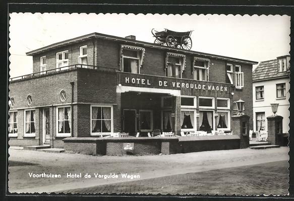 AK Voorthuizen, Hotel de Vergulde Wagen
