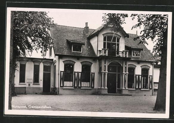 AK Nunspeet, Gemeentehuis