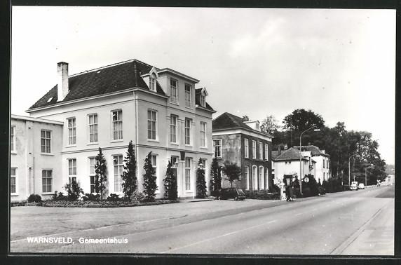 AK Warnsveld, Gemeentehuis