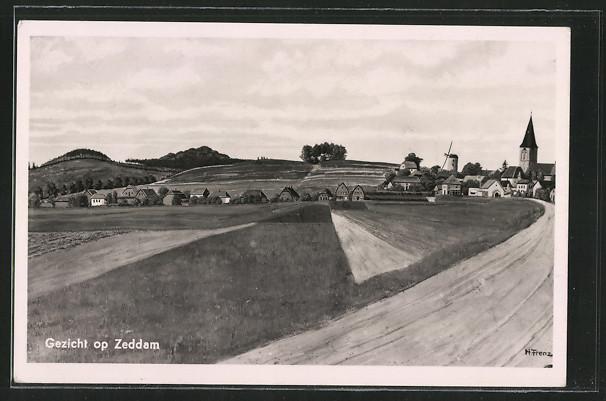 AK Zeddam, Panorama