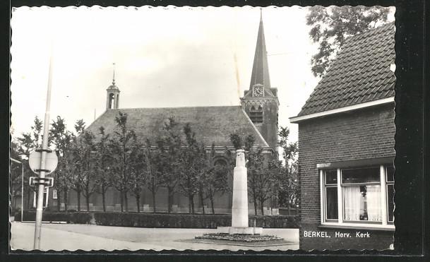AK Berkel, Herv. Kerk