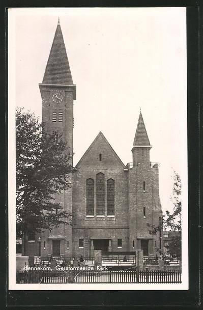 AK Bennekom, Gereformeerde Kerk