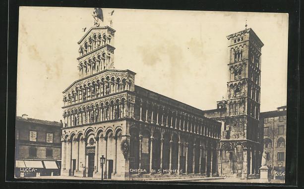 AK Lucca, Chiesa di S. Michele