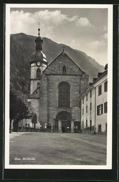 AK Chur, Hofkirche