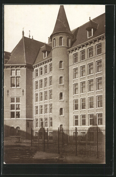 AK Amsterdam, Koloniaal Instituut