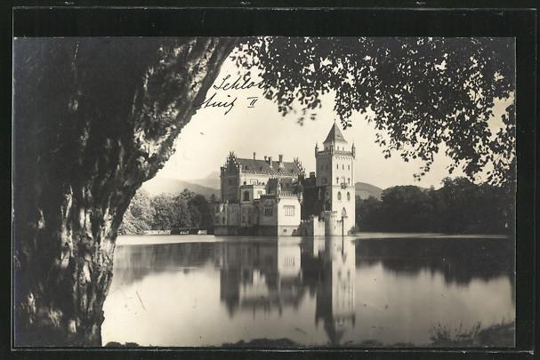 AK Anif, Schloss Anif