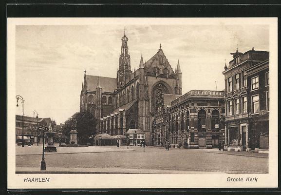 AK Haarlem, Groote Kerk