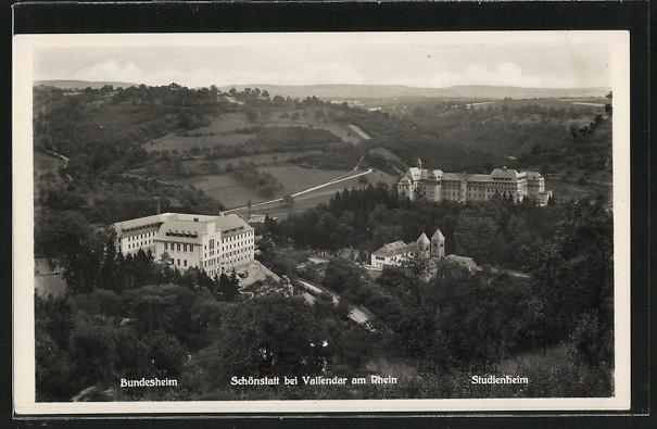 Schönstadt Kloster