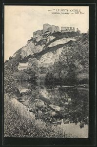 AK Le Petit-Andely, Chateau Gaillard