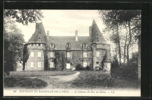 AK Bois-du-Maine, Le Chateau du Bois-du-Maine