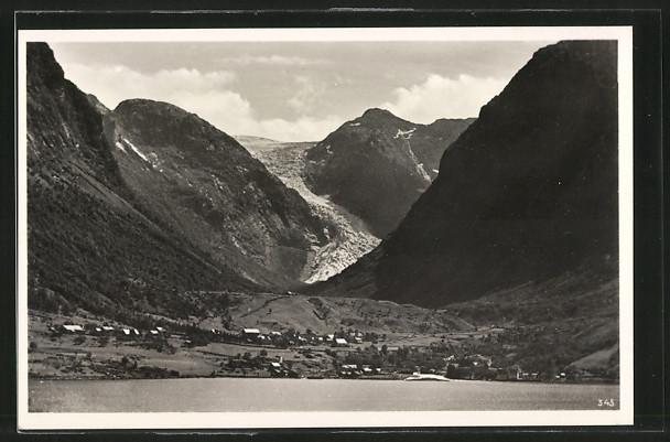AK Maurangerfjord, Sundalgletscher