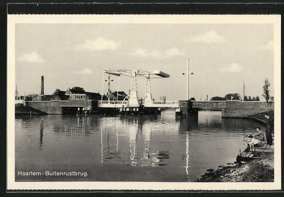 AK Haarlem, Buitenrustbrug