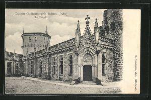 AK Belabre, Chateau Guillaume, La Chapelle