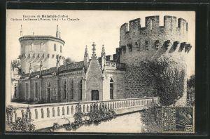 AK Bélabre, Château Guillaume, La Chapelle