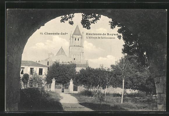 AK Sablonceaux, L'Abbaye
