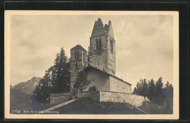 AK Celerina, San Gian Ruine