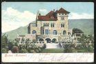 AK Baden, Blick auf die Römerburg
