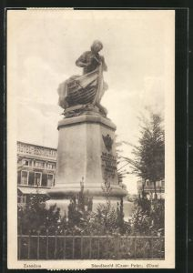 AK Zaandam, Standbeeld
