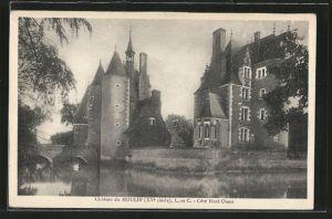 AK Moulin, Le Chateau, Cote Nord Ouest