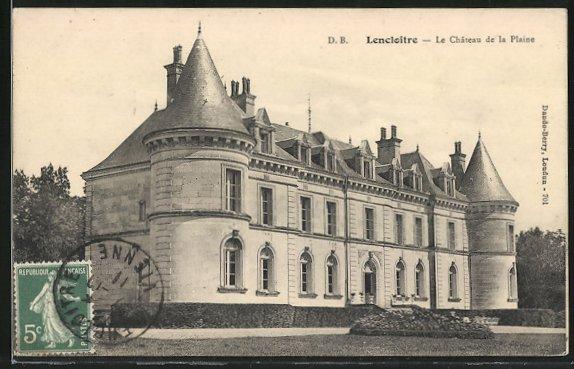 AK Lencloitre, Le Château de la Plaine