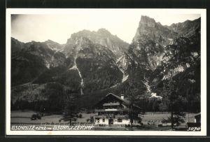 AK Gschnitz, Ansicht vom Gschnitzerhof