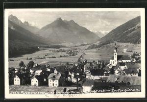 AK Fulpmes, Panorama