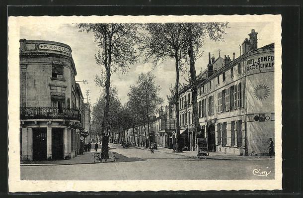 AK Saint-Dizier, Avenue de la Republique