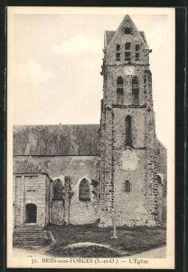 AK Briis-sous-Forges, L'Église