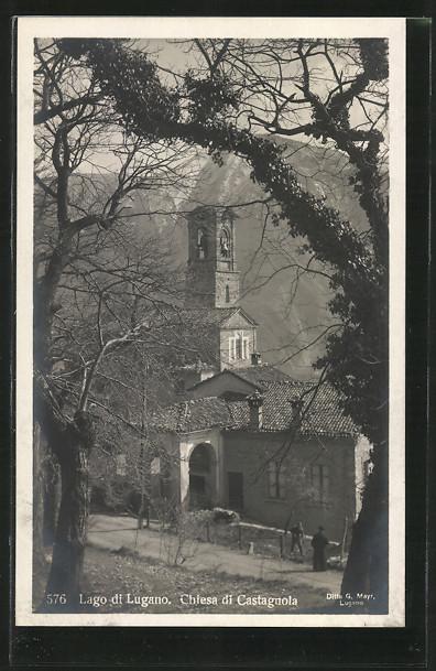 AK Castagnola, Chiesa di Castagnola