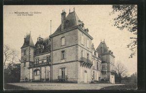 AK Mirambeau, Le Chateau, Cote Nord-Ouest