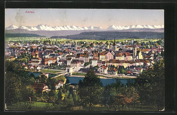 AK Aarau, Panorama