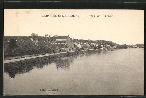 AK Laroche-St-Cydroine, Rives de l'Yonne