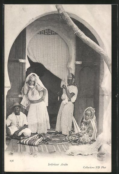 https://img.oldthing.net/7580/15764263/0/n/4877534/AK-Interieur-Arabe-schick-gekleidete-arabische-Frau.jpg