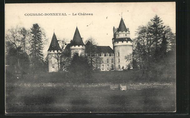AK Coussac-Bonneval, le Chateau