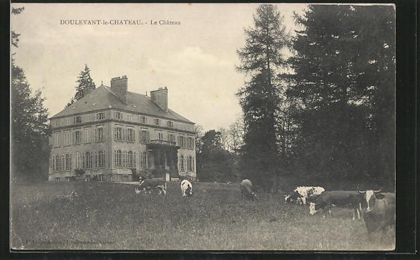 AK Doulevant-le-Chateau, Le Château