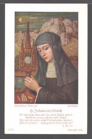 Juliana Von Lüttich