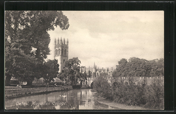 AK Oxford, Magdalen College