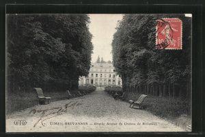AK Limeil-Brévannes, Grande Avenue du Chateau de Brévannes