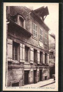 AK Dole, Maison natale de Pasteur, actuellement Musée Pasteur